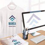 Avery C9403-15 Papiers Transferts T-shirt/Textile A4 Blanc/Clair de la marque Avery image 3 produit