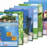 Baier schneider bloc &297 mm x 420 mm x a3, 100 g/m ² - 20 feuilles de papier à lettre animaux de la marque Baier & Schneider image 1 produit