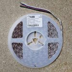 Bande LED, blanc chaud, Quad puce LED RGBW, 24V, étanche IP65, 5m de la marque Hi-Line image 2 produit