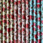 Belle Vous 100 Pailles à Boissons en Papier - Rose, Jaune et Bleu Design Vintage à Fleurs Biodégradables Pailles Papier Décoratives Non Toxiques - Mariages Fêtes Naissances Anniversaires Fiançailles de la marque Belle Vous image 4 produit