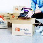 BeYours Pack de 20 Boites en Carton - Épaisseur Simple de Haute Qualité - Fabriquées en Europe - Boites de Déménagement, Couleur Marron- Taille 430x300x250mm de la marque BeYours image 5 produit