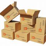 BeYours Pack de 20 Boites en Carton - Épaisseur Simple de Haute Qualité - Fabriquées en Europe - Boites de Déménagement, Couleur Marron- Taille 430x300x250mm de la marque BeYours image 3 produit