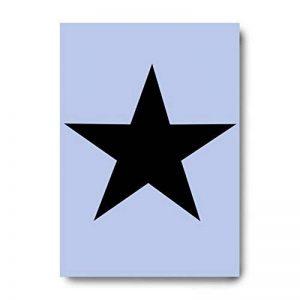 Big Star A4Pochoir pour peinture Décoration de la marque Dovetails image 0 produit