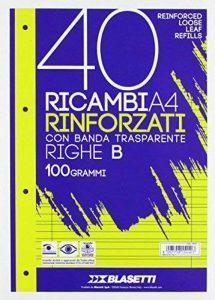 Blasetti 5440 A4 100g/m² 40feuilles papier graphique - Papiers graphique (A4, 210 mm, 29,7 cm, Blanc, 40 feuilles) de la marque Blasetti image 0 produit