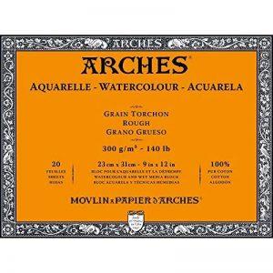 bloc aquarelle arches TOP 11 image 0 produit