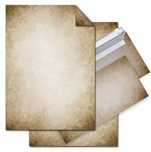 bloc de papier à lettre TOP 5 image 0 produit