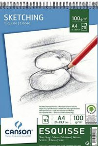 bloc dessin TOP 7 image 0 produit