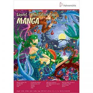 Bloc layout & illustration papier 80g A4 Manga de Hahnemuhle de la marque Hahnemuhle image 0 produit