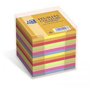 bloc papier couleur TOP 2 image 0 produit