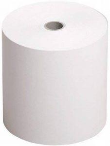 Bobine Papier Thermique, 80 x 80 x 12 mm , Lot de 50 de la marque Générique image 0 produit
