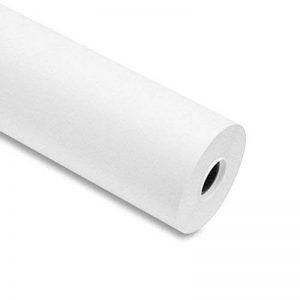 Bobine Traceur 61 cm X 50 M 80 G/M2 Papier Cœur Blanc 50 A1 et HP pour EPSON de la marque adigraf.net image 0 produit