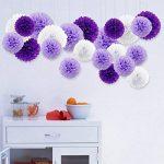 Bobotogo pompons mélanger la couleur de la marque Bobotogo image 1 produit