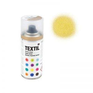 Bombe de peinture textile Doré x 150 ml de la marque Rico Design image 0 produit