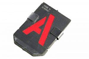 Bonum 936837 Set de pochoirs Lettres de A à Z en majuscules de la marque Bonum image 0 produit