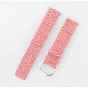 Bracelet montre Cuir Grain GOBI Rose pastel 20mm - Rose Pastel-10, 20 mm de la marque Shopkdo image 0 produit