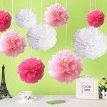 bricolage fleur en papier de soie TOP 8 image 3 produit