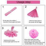 bricolage fleur en papier de soie TOP 9 image 3 produit