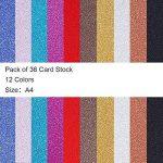 bricolage papier couleur TOP 12 image 1 produit