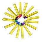 bricolage papier couleur TOP 5 image 1 produit