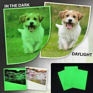brillent dans le noir phosphorescent A4papier photo pour imprimante à jet d'encre de la marque Procart image 0 produit