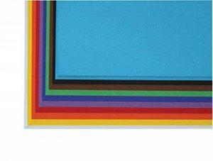 Bringmann-papier couleur, format a3 130 g de la marque Folia image 0 produit