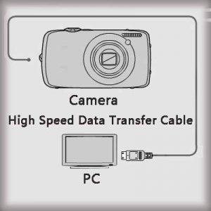 Câble USB de transfert de données pour appareil photo numérique Kodak Easyshare C300, caméscopes, Dock II ¢ó 6000Appareil photo numérique, caméscopes, de la marque Scotdigital image 0 produit