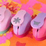 CADY crafts punch 1.5 pouces perforateur coups de poing paper punch vert sapin de la marque CADY image 3 produit