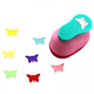 Cady Crafts Punch 2,5cm papier Perfore - papillon de la marque CADY image 0 produit