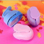 Cady Crafts Punch 2,5cm papier Perfore - papillon de la marque CADY image 2 produit