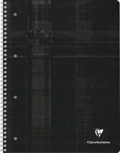 cahier feuille blanche TOP 1 image 0 produit