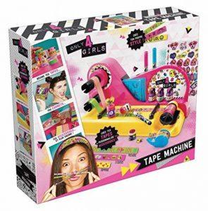Canal Toys CT28518 - Loisir Créatif - Only for Girls - Tape Machine de la marque Canal Toys image 0 produit