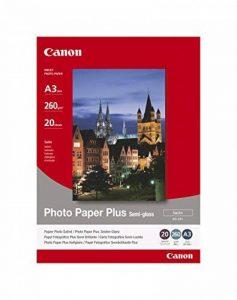 Canon 1686B026 Lot de 20 Papiers photo de la marque Canon image 0 produit