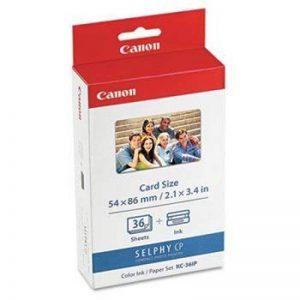 Canon 7739A001AH Cartouche d'encre d'origine/Kit Papier de la marque Canon image 0 produit