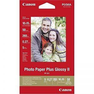 Canon - CAPP2014X6 - Photo Paper Plus Glossy II - 50 Feuilles de la marque Canon image 0 produit