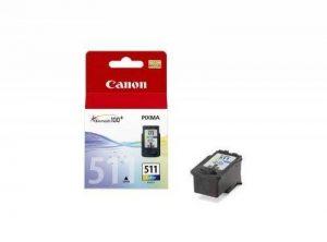 Canon - CL-511 - Cartouche d'Encre d'Origine - Tricolore de la marque Canon image 0 produit