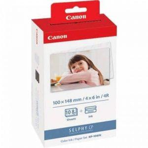 Canon KP-108IN encre + papier pour Serie Selphy CP de la marque Canon image 0 produit