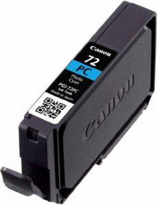 Canon PGI-72 PC Cartouche encre d'origine Cyan de la marque Canon image 0 produit