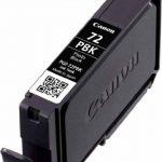 Canon - PGI-72PBK - Cartouche 14 ml - Noir de la marque Canon image 2 produit