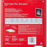 Canon Photo Paper Plus Semi-gloss SG201 papier photo A4 20 feuilles de la marque Canon image 1 produit