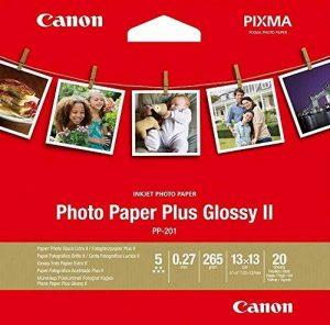 Canon PP-201photo paper Plus 5x 5inch 20Sheets de la marque Canon image 0 produit
