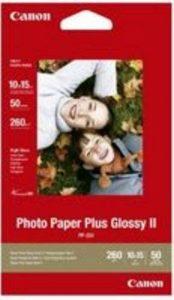 Canon PP201 Papier photo Brillant 10 x 15 cm 50 feuilles de la marque Canon image 0 produit