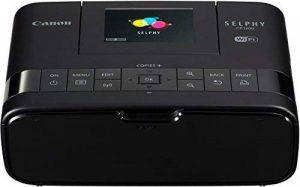 Canon Selphy CP1200 - Imprimante photo - Noir de la marque Canon image 0 produit