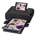 Canon Selphy CP1300 - Imprimante Photo - WiFi - Noir de la marque Canon image 4 produit