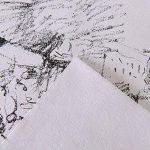 Canson 1557 204127408 Papier à dessin Grain Léger Blanc Pur de la marque Canson image 2 produit
