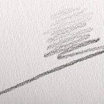 Canson Art Book Mix Media Carnet à spirale papier à dessin Blanc 40 feuilles 224 g 17,8 x 25,4 cm Couverture Noire de la marque Canson image 4 produit