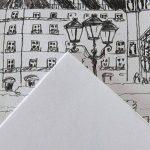 Canson Arts graphiques Bristol Papier à dessin A3 29,7 x 42 cm 20 feuilles Extra Blanc de la marque Canson image 1 produit