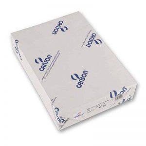 Canson Arts graphiques Bristol Papier à dessin A3 29,7 x 42 cm Extra Blanc Lot de 250 de la marque Canson image 0 produit