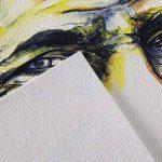 Canson C à grain 400060609 Papier à dessin Blanc Naturel de la marque Canson image 1 produit