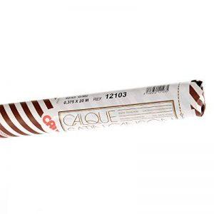 Canson Calque Satin 200012103 Papier calque 0,375 x 20 m Translucide de la marque Canson image 0 produit