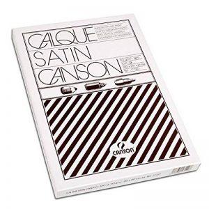 Canson Calque Satin 200017120 Papier calque A4 21 x 29,7 cm Translucide de la marque Canson image 0 produit